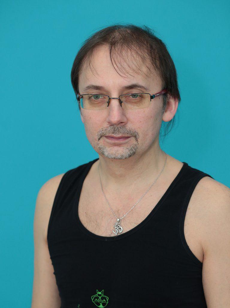 Игорь Долбышев Йога