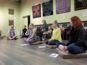 презентация курса подготовки преподавателей йоги